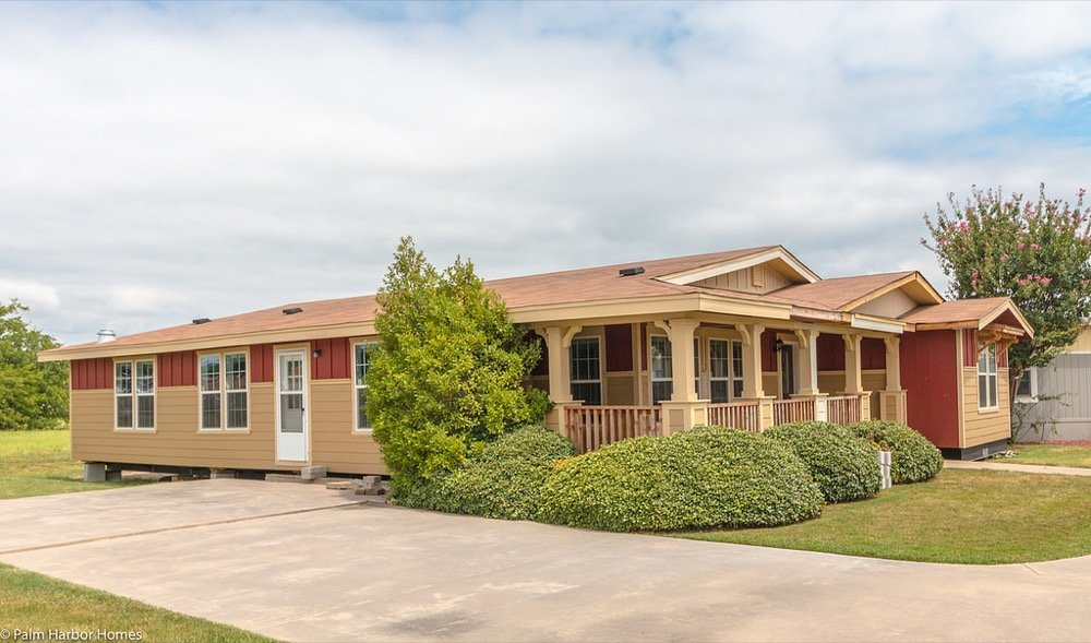 Triple Wide Modular, Manufactured, & Mobile Homes in Texas