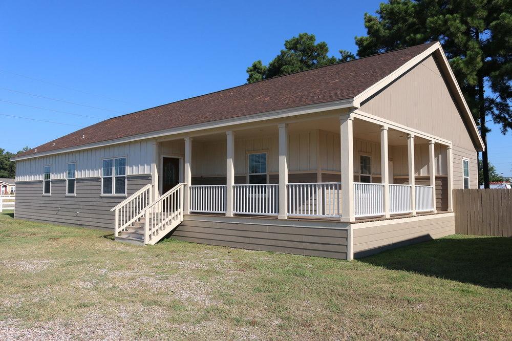 The evolution scwd76x3 or vr41764c modular homes texas for Modular farmhouse texas